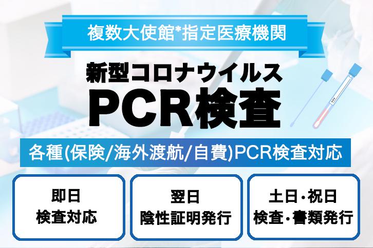 コロナ ウイルス pcr 検査 新型